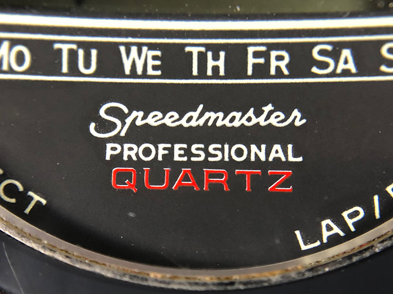 Speedmaster Professional Quartz